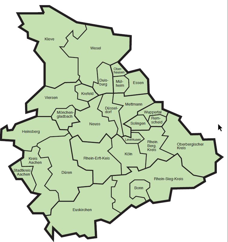 Corona Landkreise Nrw